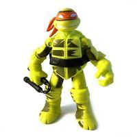 Shadow Ninja Color Change Mikey TMNT Ninja Turtles Figure Complete Michelangelo