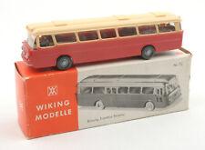 Wiking HO 1:87 Bussing Trambus Senator Nr.72s 1960s * BOXED * (1)
