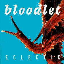 BLOODLET Eclectic CD (1995 Victory) New!