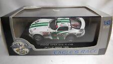 EAGLE'S RACE 1/43 DODGE VIPER GTS-R #49 CUDINI SIFTON MORTON 24H LE MANS 1996