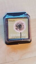 Benefit DANDELION Baby Pink Brightening Face Powder Highlighter 3g