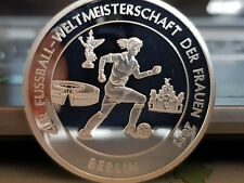 Medalie - Fussball WM der Frauen 2011 - Berlin
