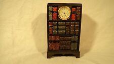 Baekgaard 558022 Book Case Desk Clock