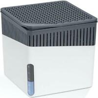 Wenko Cube Air Circulation Dehumidifier - Humidity Absorber , Moisture Retainer