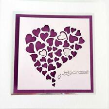 Heart Metal Cutting Dies New Scrapbooking for Card Making Stitch Craft Stencil