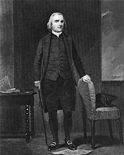 New 8x10 Photo: United States Founding Father & Statesman Samuel Adams