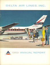 Delta Air Lines annual report 1959 [0095] Buy 4+ save 25%