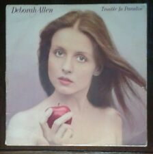 DEBORAH ALLEN rare TROUBLE IN PARADISE LP vinyl album 1980 BELLS next to you