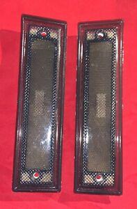 SMOKE FRONT SIDE MARKER LIGHT 1981-1991 CHEVROLET C10 C20 C30 GMC C1500 C2500