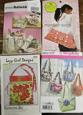 Tote Handbag Accessories Pattern Amy Butler Lazy Girl Designs You Choose