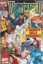 I VENDICATORI 18 MARVEL ITALIA 1995