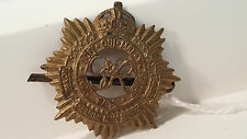WWII Royal Canadian Army cap badge, emblem