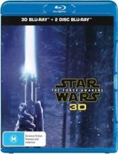 Star Wars: The Force Awakens 3D M Rated DVDs & Blu-ray Discs