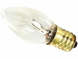 Mini Bulbs E14 10W Dimmable Fridge Candle Bulb Lamp Warm White