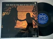 DISCO LP THE BEST OF THE BEST OF PAUL MAURIAT - PHILIPS 1971 - VG+/VG