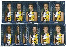 2015 Teamcoach WEST COAST Silver Team Set