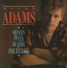 "Bryan Adams Heaven 2 mixes - UK 12"""