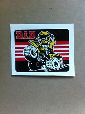 DID Chain Three Wheeler Honda ATC Reproduction Sticker 250R 350X 70 200X Yamaha