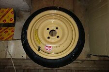 "Honda Civic spare tire wheel 14"" temporary T115/70D14 88M oem"
