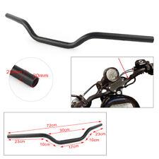 """1"""" 25mm Motorcycle Handlebars Drag Bars For Harley Bobber Chopper Softail"""