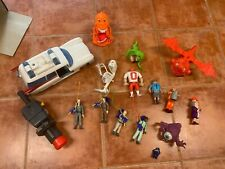 Vintage Ghostbusters action figures job lot / bundle 80s 90s
