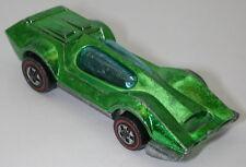 Redline Hotwheels Green 1971 Bugeye oc14051
