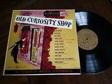 V/A Old Curiosity Shop RCA John Barrymore Sophie Tucker original vinyl LP: VG+