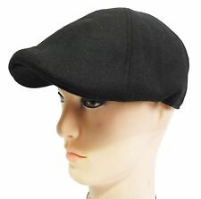 EMSTATE Gatsby Cap Newsboy Ivy Duckbill Cabbie Golf Driving Hat Solid color