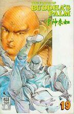 Force of Buddha's Palm # 19 (Martial Arts, Kung-Fu) (USA, 1990)