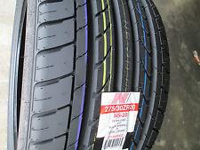 2 New 275/30ZR20 Inch Nankang NS-20 Tires 275 30 20 2753020 R20