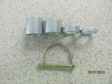 Spacer Kit For Caroni, Maschio, Curtis, Sitrex And Many More. Height Adjustment