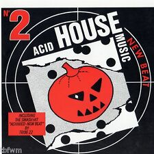 Acid House Music-New Beat vol. 2-CD-Acid House New Beat'89