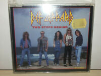 DEF LEPPARD - TWO STEPS BEHIND - SINGLE - CD