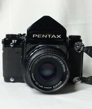 PENTAX 67 W/ 90MM F/2.8 (NON METERED PRISM)