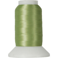 WOOLY NYLON THREAD SERGER STRETCHY 1000M #200 WOOLLY 50 COLORS AVAIL - THREADART