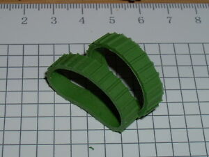Replacement Tractor Treads Matchbox Lesney 8a 18a 8b 18b Caterpillar & M4 models