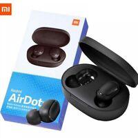 Auriculares Original Xiaomi Mi Redmi AirDots Earbuds Bluetooth 50 TWS True