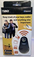 Naxa Bluetooth Mini Tracking Device For Keys, Wallet, Anything Else NA-4010 New