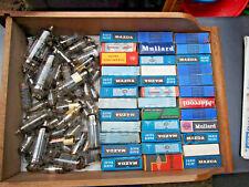 More details for job lot of vintage radio valves