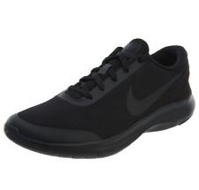 7fb8691243c0 Nike Flex Experience RN 7 4E Wide Running Shoes Triple Black AA7405-002  Men s
