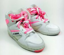 LA Gear High Top Athletic Shoes for