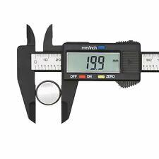 6'' LCD Digital Vernier Caliper Micrometer Measure Tool Gauge Ruler 150mm