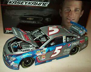 Kasey Kahne 2014 Pepsi Max #5 Chevy SS Raw Finish 1/24 NASCAR Diecast New