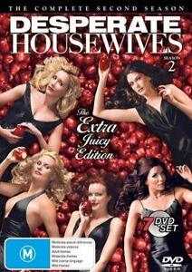 Desperate Housewives - Season 2 - Extra Juicy Edition DVD