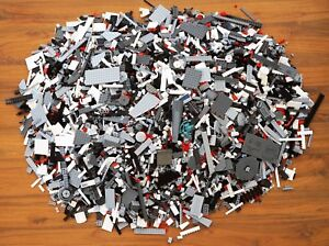Star Wars LEGO - 1Kg of Mixed Bricks Plates Parts & Pieces - Bulk - TRACKED P&P