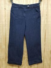Jones New York Sport stretch cropped denim trousers For Women Size 4/25
