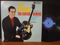 Chet Atkins - The Guitar Genius Mono Vinyl LP VG+