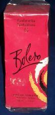 Bolero by Gabriela Sabatini, 1.7 oz Eau de Toilette Spray New in Sealed Box