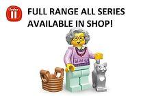 Lego minifigures grandma series 11 (71002) unopened new factory sealed