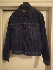 Vintage Levi's 1990's Truckers Denim Jacket 70500~Red Label~Size XL~E.C.~Rare
